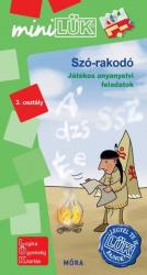 Szó-rakodó - Legyél te is LÜK bajnok 3. osztály anyanyelv LDI 568 - miniLÜK