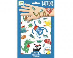 Tetoválás - Ormány