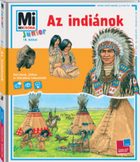 Mi Micsoda Junior 18. - Az indiánok