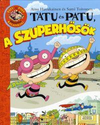 Tatu és Patu, a szuperhősök