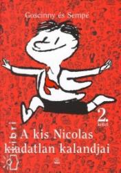 A kis Nicolas kiadatlan kalandjai - 2. Kötet