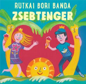 Zsebtenger - CD