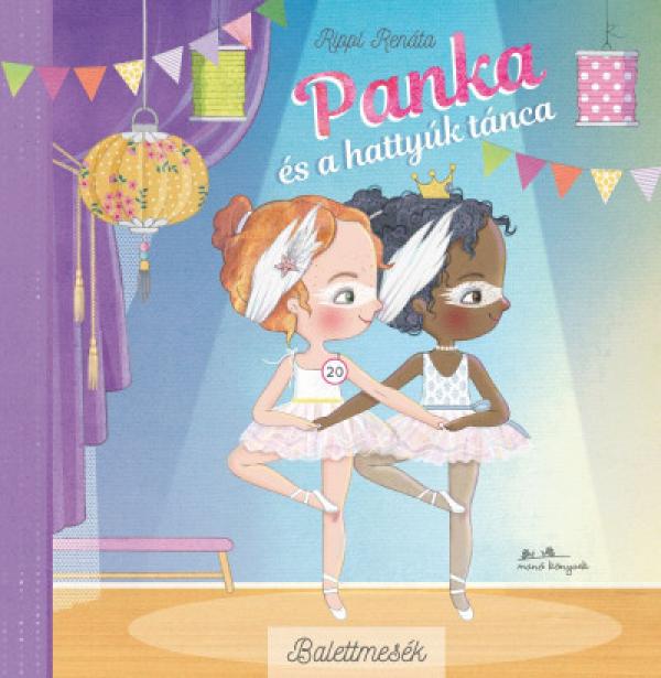 Panka és a hattyúk tánca - Balettmesék 2.