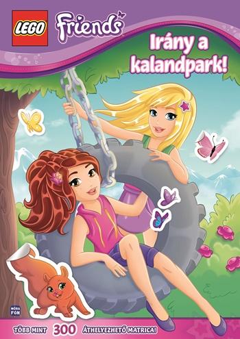 LEGO Friends - Irány a kalandpark!