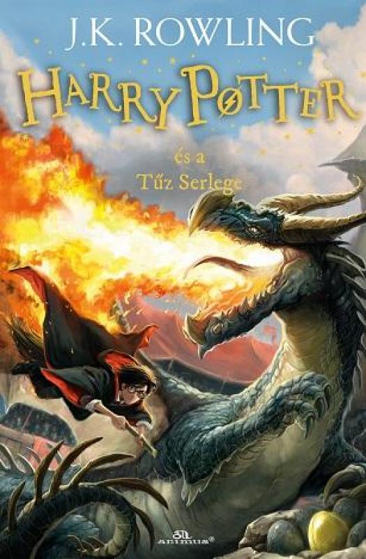 Harry Potter és a Tűz Serlege - puha