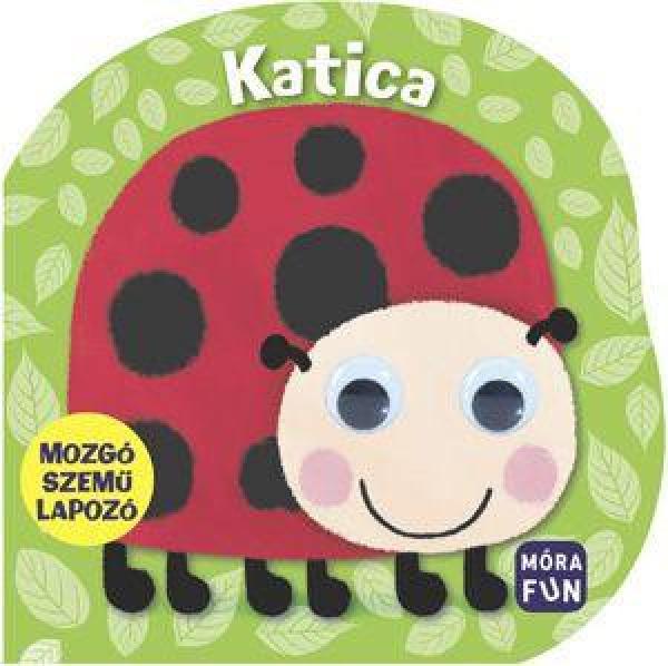 Katica - Mozgó szemű lapozó