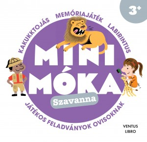Mini móka - Szavanna
