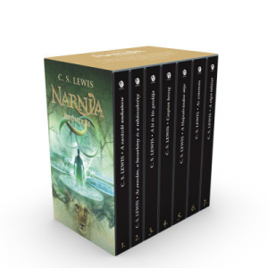 Narnia krónikái - díszdobozos kiadás