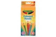Crayola - Színes ceruza, 24db