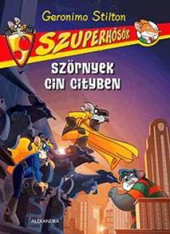 Szuperhősök 2. - Szörnyek Cin Cityben