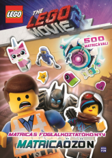 LEGO Movie 2. - Matricaözön - Matricás foglalkoztatókönyv