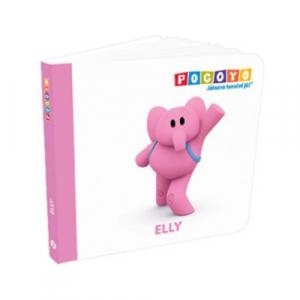 Pocoyo babakönyv - Elly