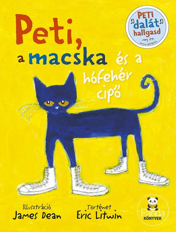 Peti, a macska és a hófehér cipő