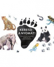 Keresd a nyomát! - Párosító és memóriajáték állati lábnyomokkal
