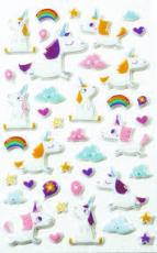 Cooky 3D matricák - Egyszarvúak