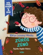 Zűrös Zénó - 2. szint - Már tudok olvasni