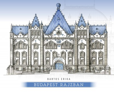 Budapest rajzban