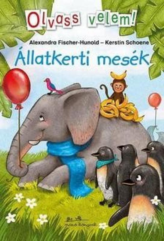 Állatkerti mesék - Olvass velem