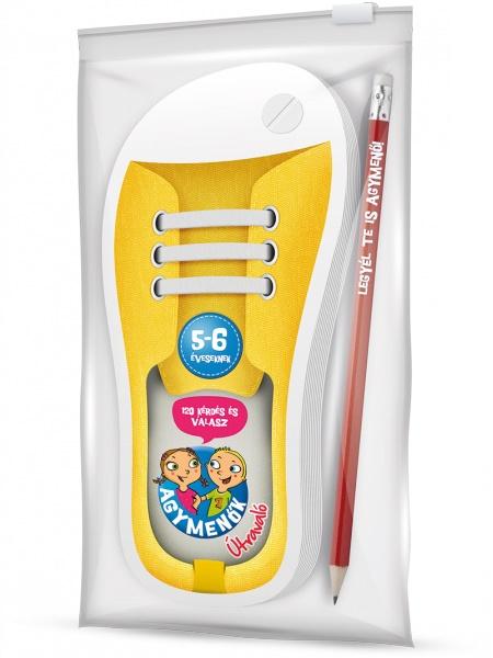 Agymenők - Útravaló ceruzával - Agymenők 5-6 éveseknek