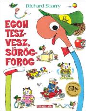 Egon tesz-vesz, sürög-forog - Tesz-Vesz város