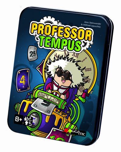 Professor Tempus - kártya