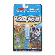 Rajzolás vízzel – Kalandozás