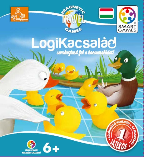 Smart Games - Logikacsalád
