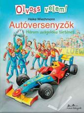Autóversenyzők - Olvass velem