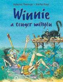 Winnie a tenger mélyén
