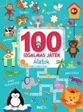 100 izgalmas játék - Állatok
