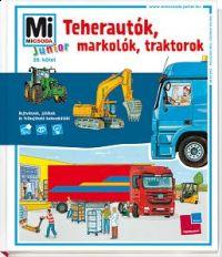 Mi Micsoda Junior 26. - Teherautók, markolók, traktorok