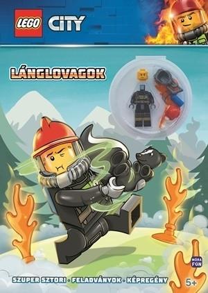 Lánglovagok - Ajándék tűzoltó minifigurával