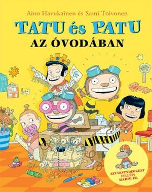 Tatu és Patu az óvodában