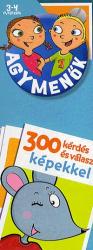Agymenők Kártyacsomag - Agymenők 3-4 éveseknek