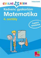 Kedvenc gyakorlóm - Matematika 4. osztály