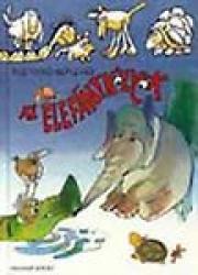 Az elefántkölyök