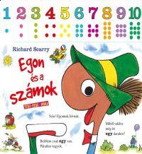 Egon és a számok - Tesz-Vesz város