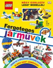 LEGO Fergeteges járművek - Négy exkluzív LEGO jármű modelljével