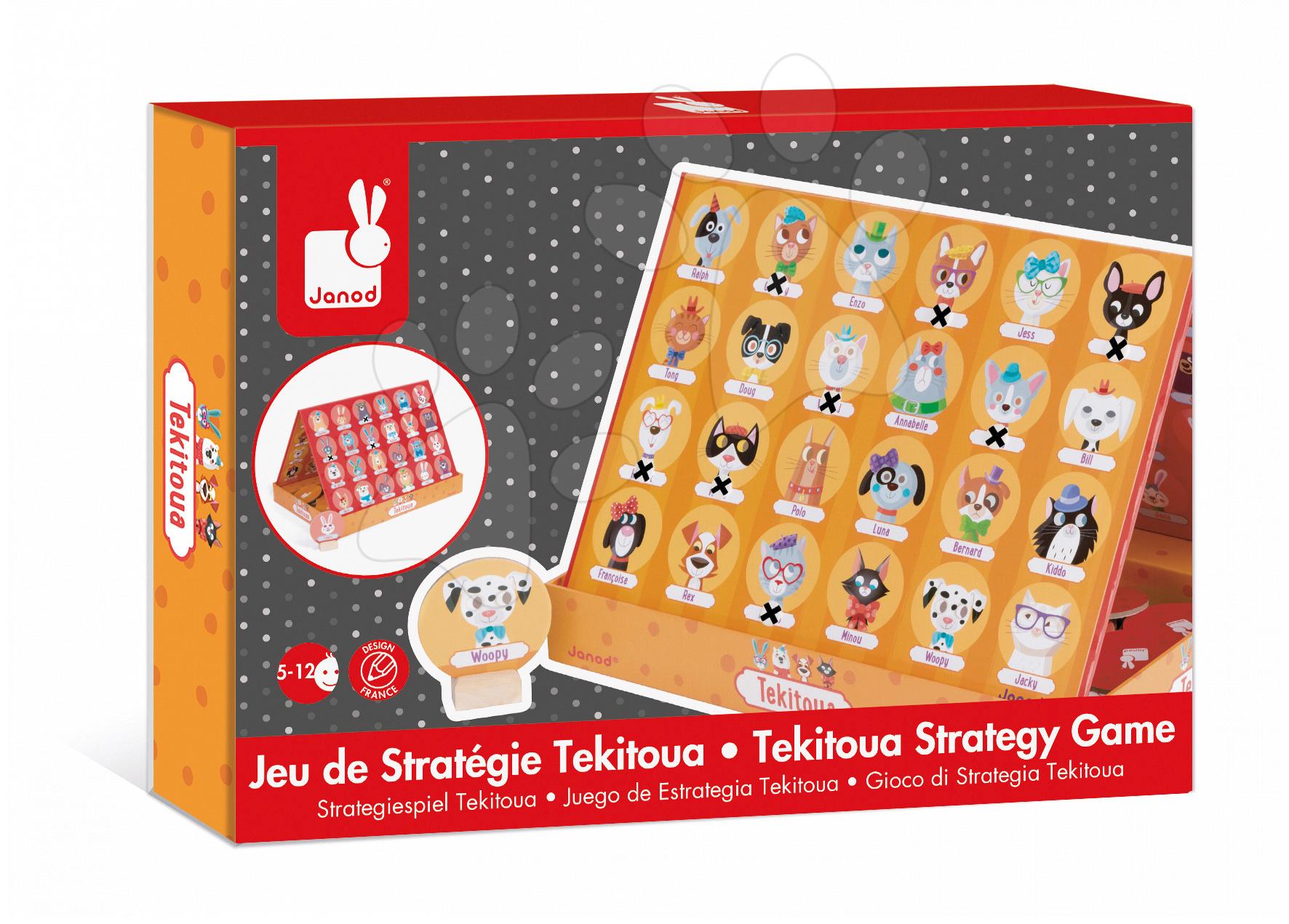 Tekitoua - stragégiai játék