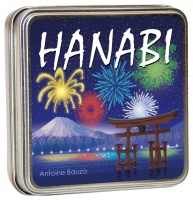 Hanabi - fémdobozos