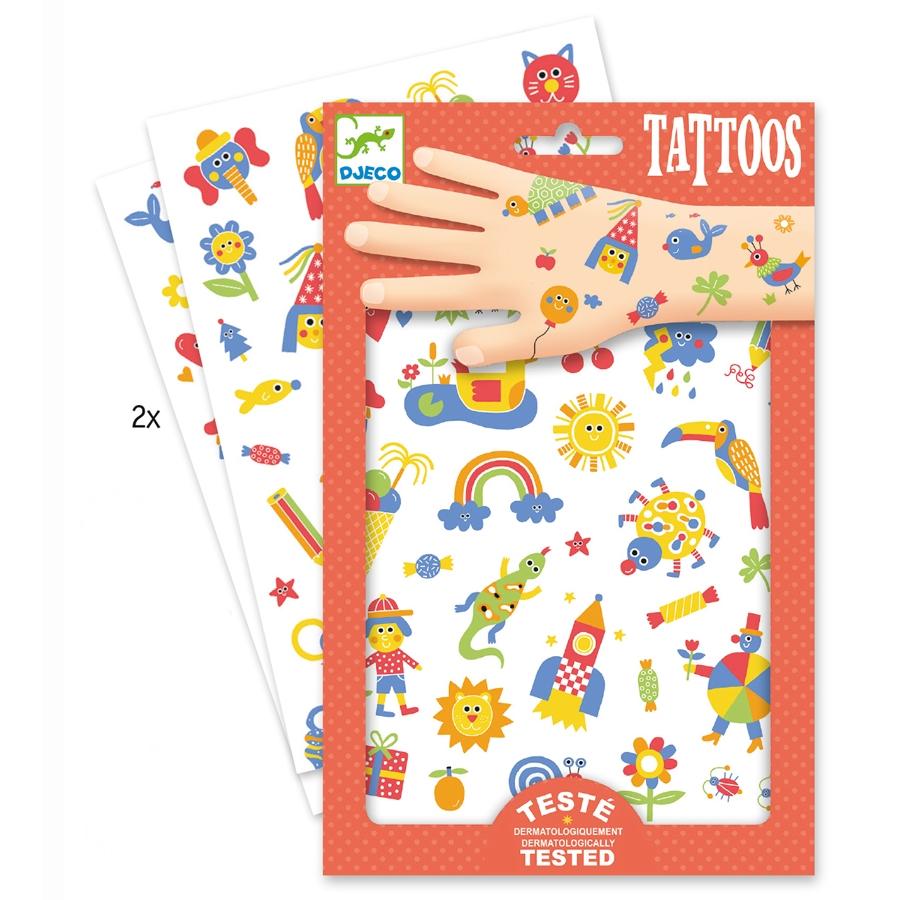 Tetoválás - Cuki