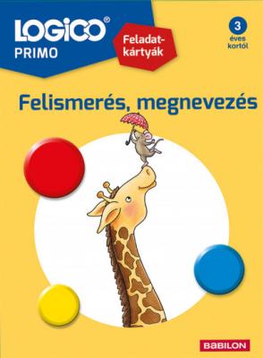 LOGICO Primo - LOGICO Primo 1243 - Felismerés, megnevezés