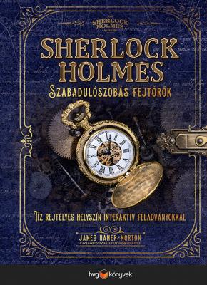 Sherlock Holmes – Szabadulószobás fejtörők