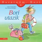Bori utazik - Barátnőm, Bori füzetek