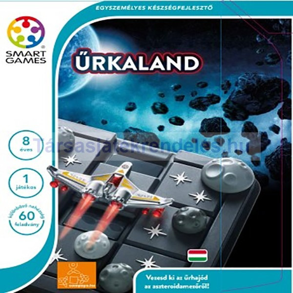 Smart Games - Űrkaland - Logikai játék