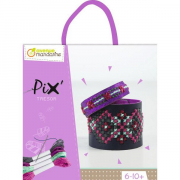 Pix karkötőkészítő - Lila