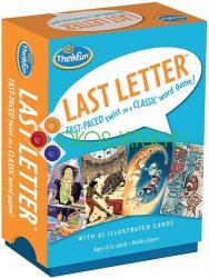 Last letter - Utolsó betű