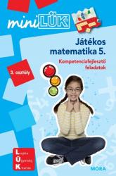 Játékos matematika 5. - Kompetenciafejlesztő feladatok 9 éves kortól - miniLÜK