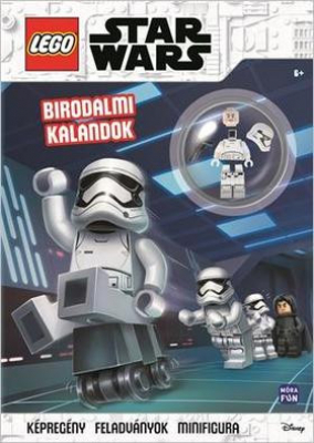 LEGO Star Wars - Birodalmi kalandok - Foglalkoztatókönyv minifigurával