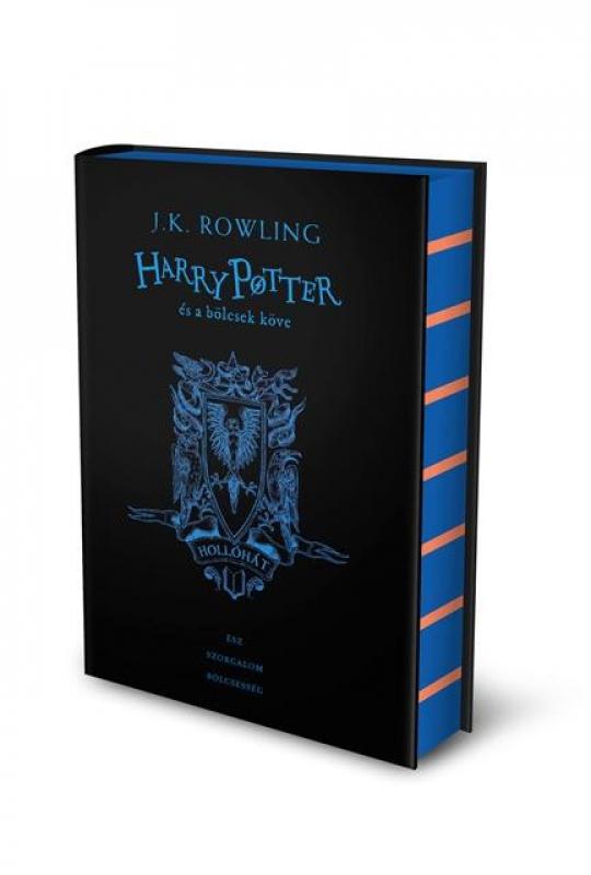 Harry Potter és a bölcsek köve - Hollóhátas kiadás